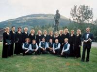 Kėdainių kultūros centro kamerinis choras AVE MUSICA (meno vadovas ir dirigentas Algirdas Viesulas)