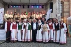 "Tarptautiniame festivalyje ""Festival of Nations and Generations DELICANTO"" Berlyne (Vokietija). 2016 07 02"