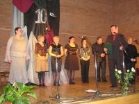 Kėdainių kultūros centro Surviliškio skyriaus humoro grupės BOBŲ RADIJAS (vadovė Erlenda Turskienė) kūrybinės veiklos 10-metis. 2010 01 16