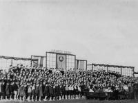 Dainų ir šokių šventė Kėdainiuose. 1958 m.