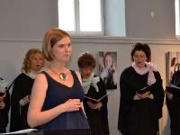 Gretė Grigaitytė (sopranos)