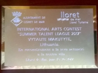 SUMMER TALENT LEAGUE (Ispanija) 2017