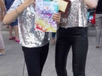 Kėdainių kultūros centro nociūnų skyriaus vokalinis duetas GreDa (vadovė Daiva Makutienė) Tarptautiniame menų festivalyje-konkurse SUMMER TALENT LEAGUE (Ispanija). 2017 06 12–22