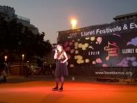 Vytautė Makutytė Tarptautiniame menų festivalyje-konkurse SUMMER TALENT LEAGUE (Ispanija). 2017 06 12–22