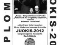 JUOKIS 2012