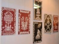 """Karpinių ir fotografijų parodos """"Paklydusios svajos"""" atidarymas Kėdainių kultūros centre. 2013 11 06"""