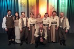 """XI respublikiniame liaudiškų šokių festivalyje """"Kaziūnės suktinis"""""""