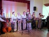 Kėdainių kultūros centro mėgėjų meno kolektyvų koncertinė išvyka į III tarptautinį mažumų festivalį Tartu (Estija). 2015 04 25