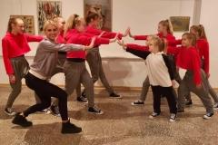 Vaikų šiuolaikinio šokio grupė MISTIKA, vadovė Toma Ramonė (3)