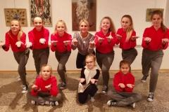 Vaikų šiuolaikinio šokio grupė MISTIKA, vadovė Toma Ramonė (2)
