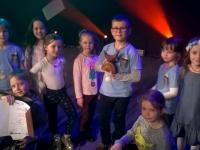Kėdainių kultūros centro vaikų popchoras PERLIUKAS (vadovė Daiva Makutienė)