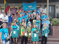Kėdainių kultūros centro vaikų popchoras PERLIUKAS (vadovė Daiva Makutienė) Tarptautiniame menų festivalyje-konkurse SUMMER TALENT LEAGUE (Ispanija). 2017 06 15–22