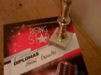 RISING STAR 2016 finalas