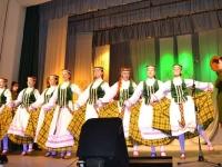 Kėdainių rajono Kultūros ir meno dienų baigiamasis koncertas Kėdainių kultūros centre. 2012 04 14