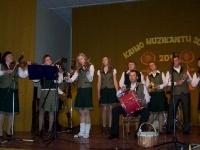 """""""Kaimo muzikantų suvažiavimas 2012"""" Labūnavoje. 2012 04 28"""