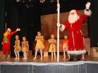 Kalėdų šventė vaikams Kėdainių kultūros centre. 2014 12 18