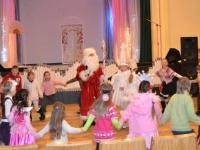 """Kalėdų šventė vaikams """"Sniego karalienės kerai"""" Kėdainių kultūros centre. 2012 12 17"""