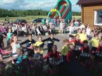 """Tradicinė Nociūnų kaimo šventė """"Kaimo sueiga"""" Nociūnuose, Kėdainių r. 2015 07 17"""