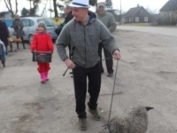 """Pavasario mugė """"Kermošius"""" Nociūnuose (Kėdainių r.). 2014 03 09"""