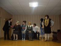 """Mėgėjų teatro dienos 2017 """"Tegyvuoja teatras"""" Kėdainių kultūros centro Surviliškio skyriuje 2017 03 01–28"""