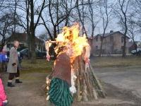 Užgavėnės prie Kėdainių kultūros centro. 2014 03 02