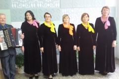 """2018 m. moterų vokalinis ansamblis """"Vaivorykštė"""" koncertavo Labunavos skyriuje rengiamuose renginiuose (3)"""