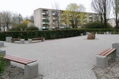 parke erdvė lauko renginiams